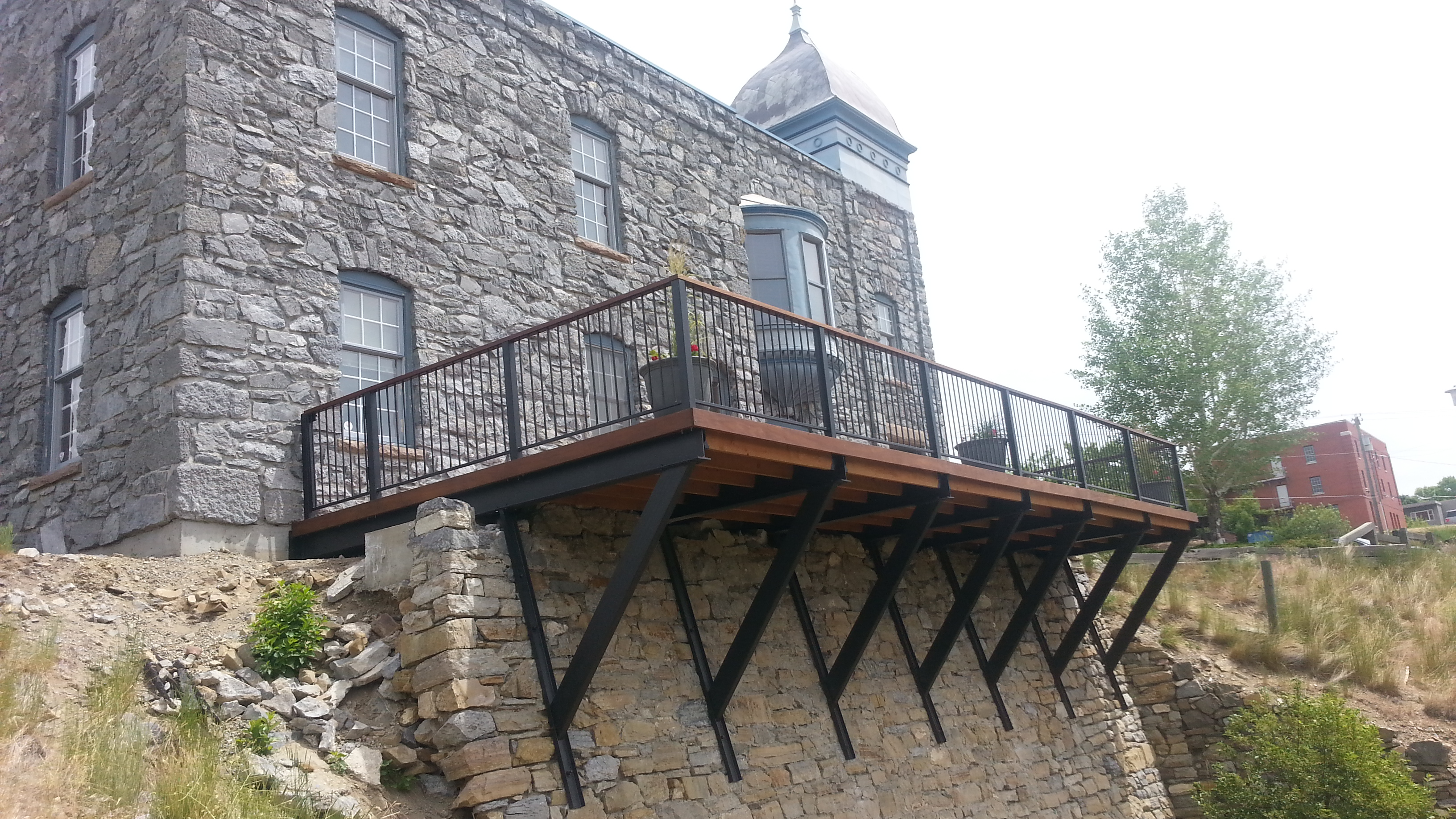 Recent projects belling construction llc for Bluestone house